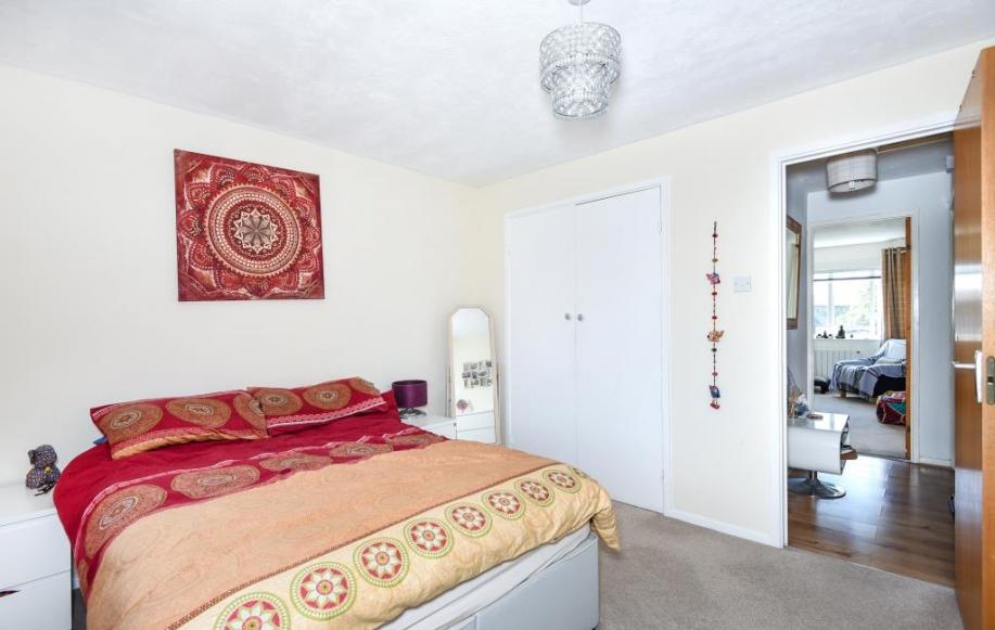 Bedroom To Internal Hallway