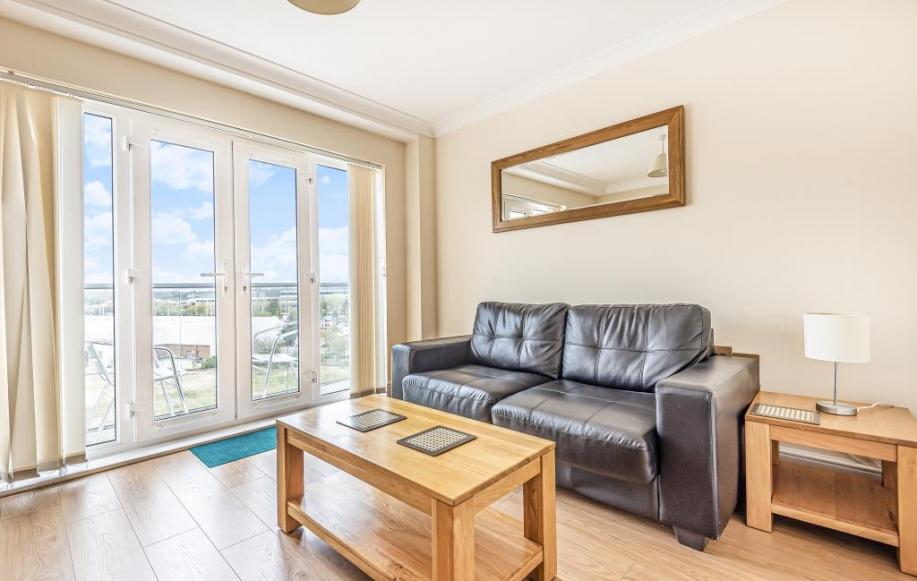 Sitting Room To Balcony