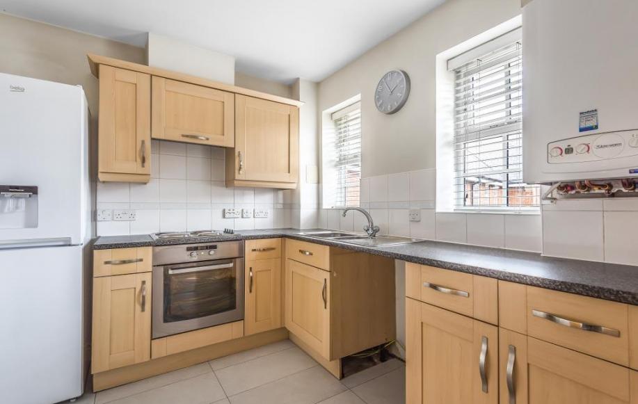 Kitchen - Washing machine will be fitted