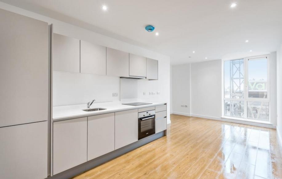 Living Room- Kitchen