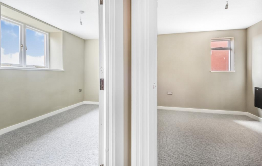 Living Area/Bedroom One