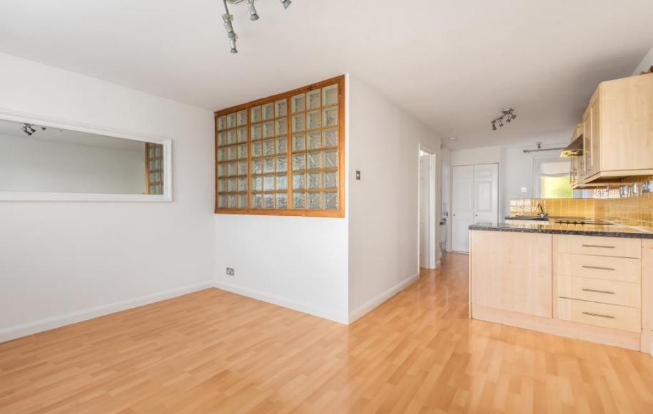 Kitchen-Living Area