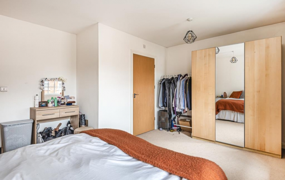 Master Bedroom View Three