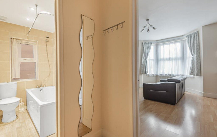 Bathroom / Living Room