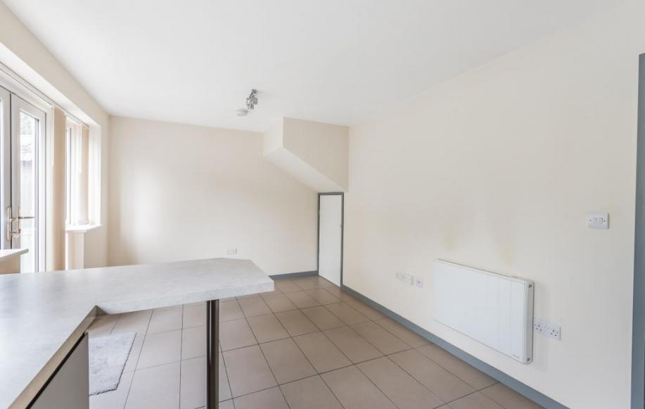 Living Area/Kitchen