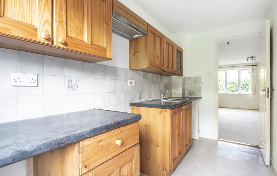 Kitchen To Sitting Room