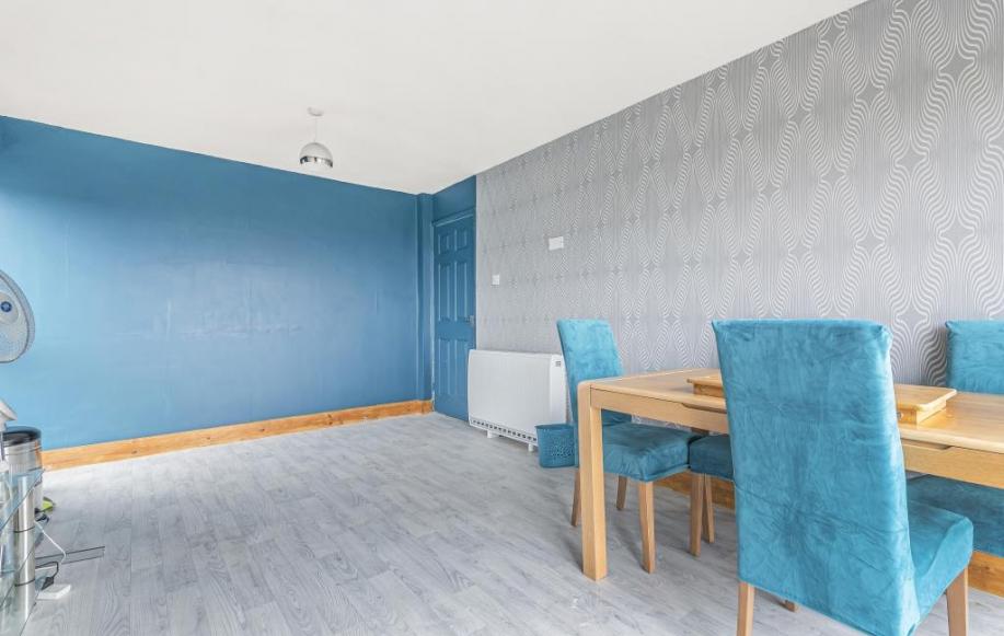 Reception room/Dining area