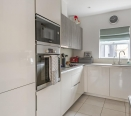 Luxury Kitchen With Integrated Appliances