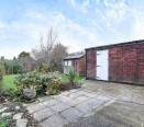 Rear Garden - Has a new patio now