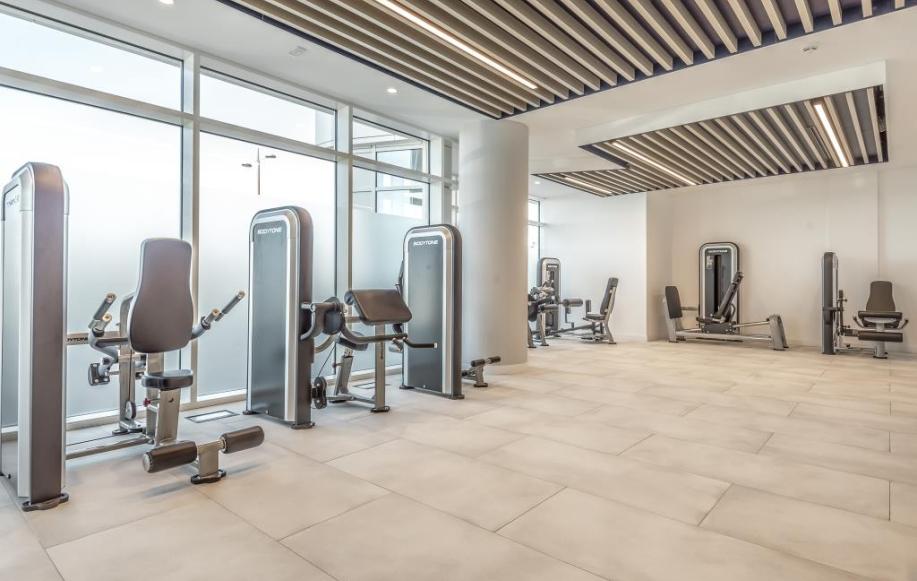 Residents Gym