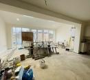 kitchen being refurnished