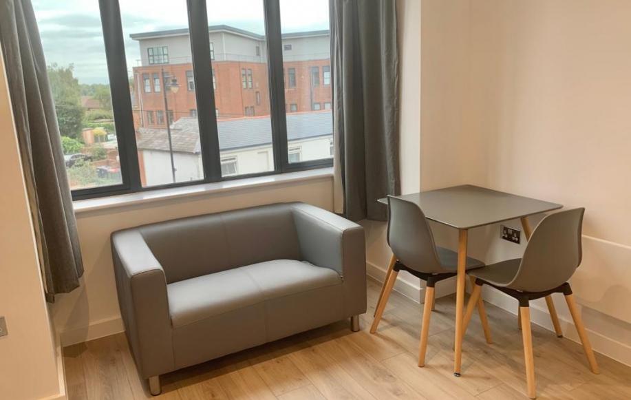 Sample of furniture