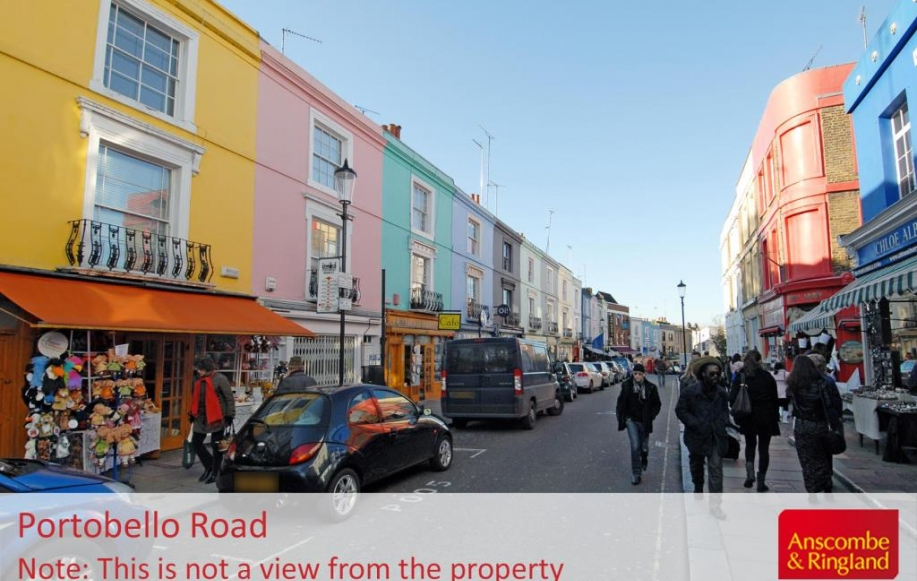 Local Area Shot: Portobello Road