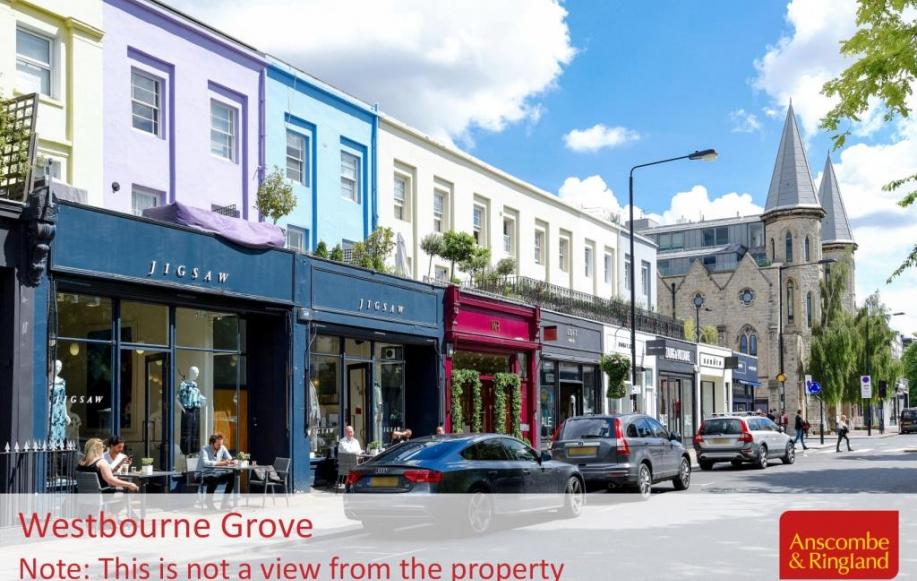 Local Area Shot: Westbourne Grove
