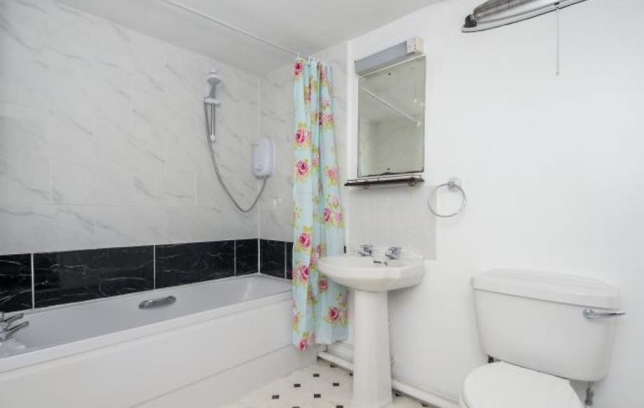 One of Two En-suite Bathrooms