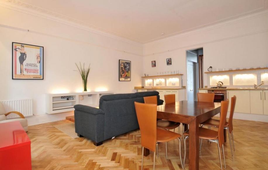 Spacious Reception Room (shot 3)