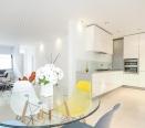 Reception Room/Kitchen (shot 4)