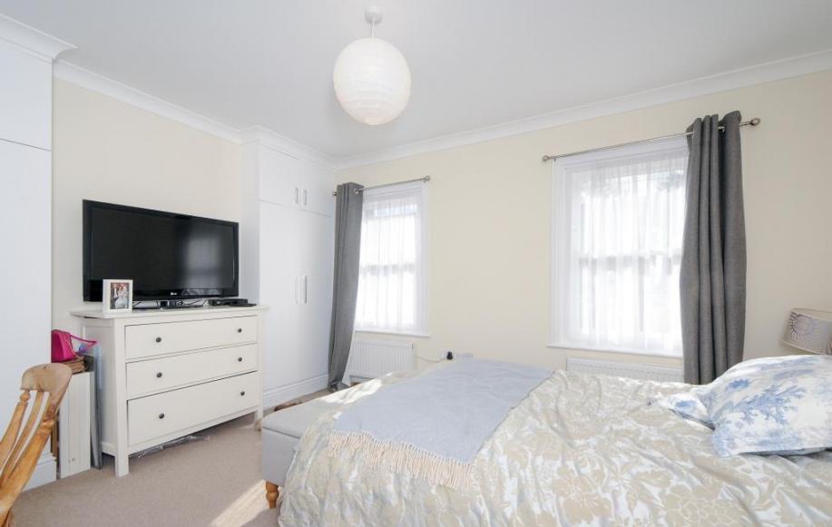 Bedroom 2 Furnished Master