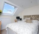 Bedroom 3 Furnished Top Floor