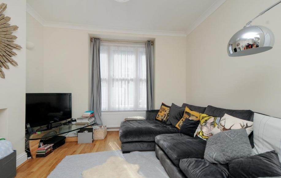 Living Room Furnished