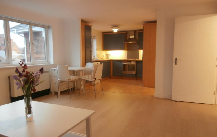 Kitchn/Living Room