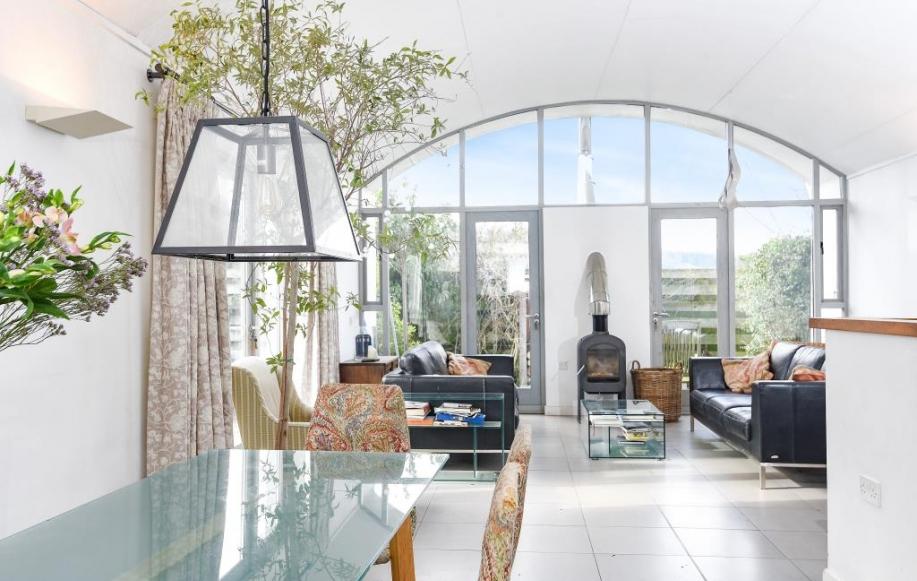 Architect designed property maximising space