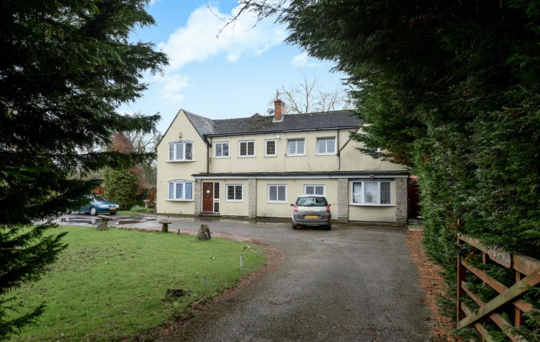 8 bedroom house. Main Photo 8 Bed House For Sale in The Paddock  Barnard Gate OX29 131THPA1