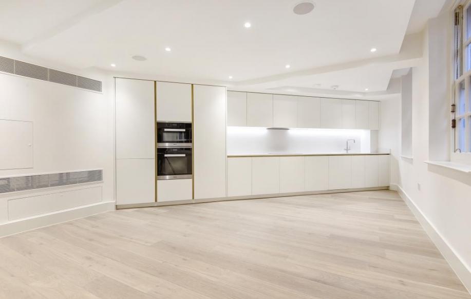 Reception Room/Kitchen (shot 1)