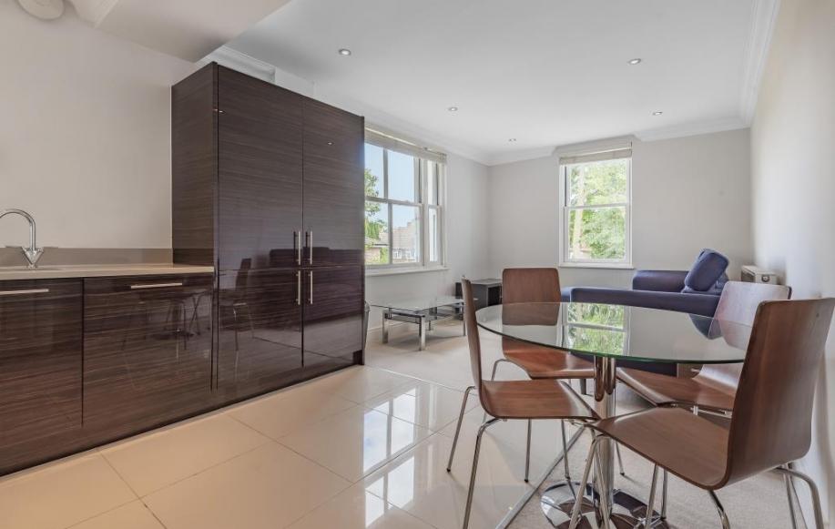 Reception Room/Kitchen