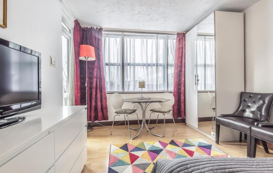 Reception Room/Bedroom