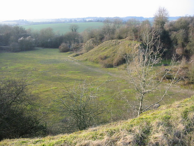 Kirtlington Quarry in Oxfordshire