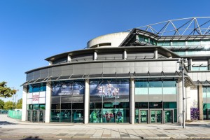 Twickenham Stadium is the largest dedicated rugby union venue in the world