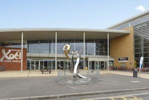Xcel Leisure Complex in Walton on Thames
