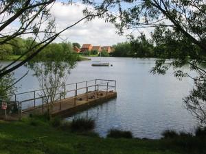 Goldsworth Park Lake