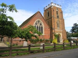 St John the Baptist Church, Windlesham