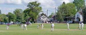 Cricket, Hyde Heath