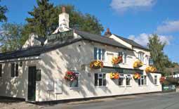 The Plough pub, Hyde Heath