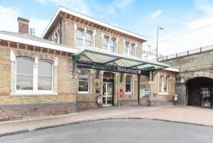 Berkhamsted train station