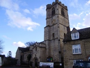 St Leonard's Church, Eynsham