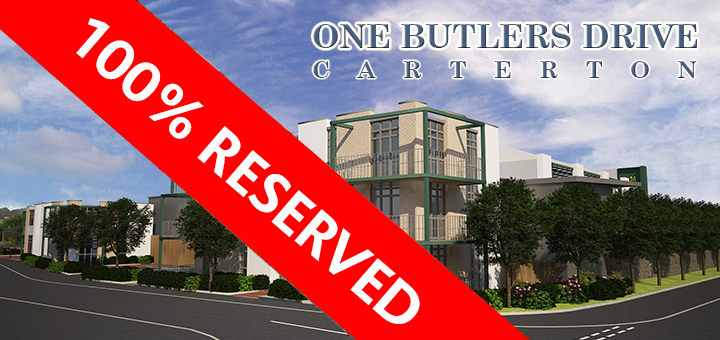 One Butlers Drive, Carterton