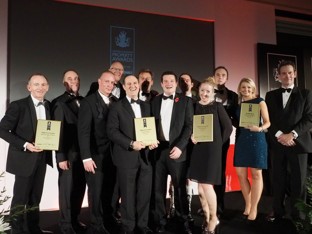Chancellors at the International Property Awards