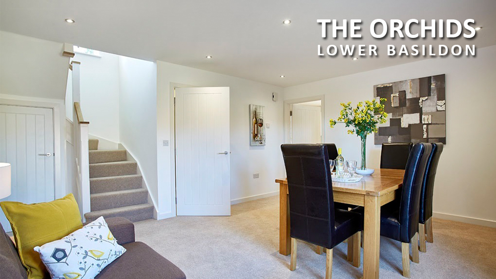 The Orchids, Lower Basildon