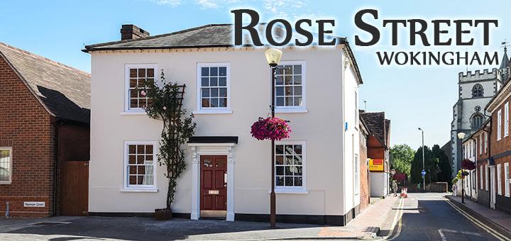 Rose Street, Wokingham