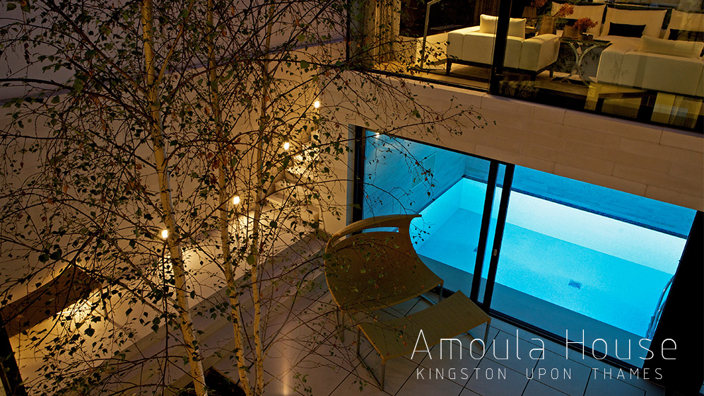 Amoula House, Kingston Upon Thames