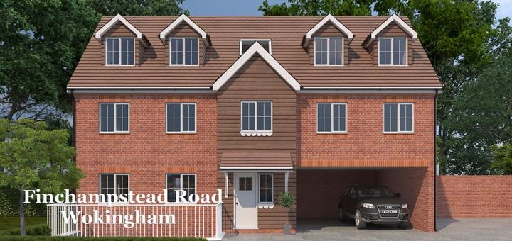 Finchampstead Road, Wokingham