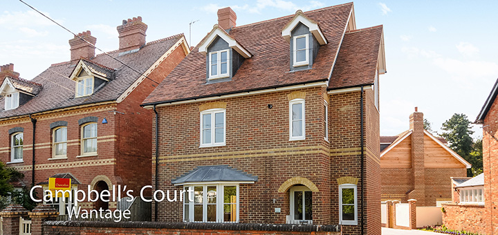 Campbell's Court, Wantage