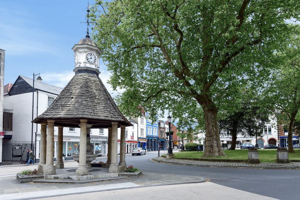 Headington town centre