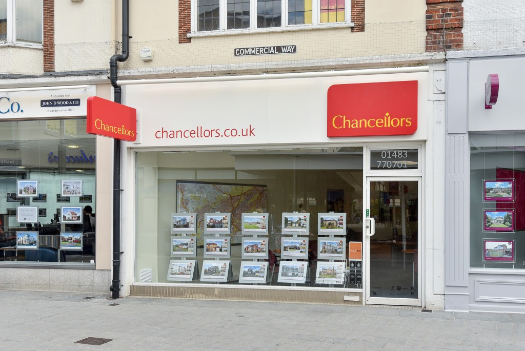 Estate agents in Woking