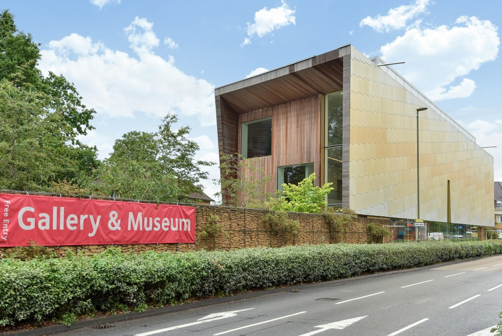 The Lightbox gallery and museum Woking