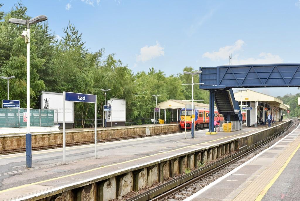 Ascot train station
